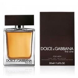 Parfum pour Homme Dolce & Gabbana The One Eau de Toilette EDT 50 ml