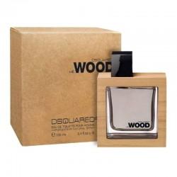 Parfum pour Homme Dsquared2 He Wood Eau de Toilette EDT Vapo 100 ml