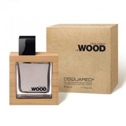 Parfum pour Homme Dsquared2 He Wood Eau de Toilette EDT Vapo 50 ml