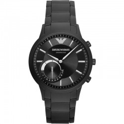 Acheter Montre Homme Emporio Armani Connected Renato ART3001 Hybrid Smartwatch