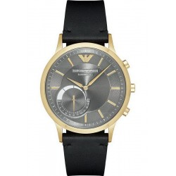 Acheter Montre Homme Emporio Armani Connected Renato ART3006 Hybrid Smartwatch
