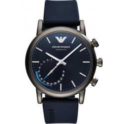 Acheter Montre Homme Emporio Armani Connected Luigi ART3009 Hybrid Smartwatch