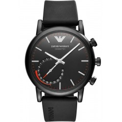 Acheter Montre Homme Emporio Armani Connected Luigi ART3010 Hybrid Smartwatch