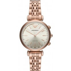 Acheter Montre Femme Emporio Armani Connected Gianni T-Bar ART3026 Hybrid Smartwatch