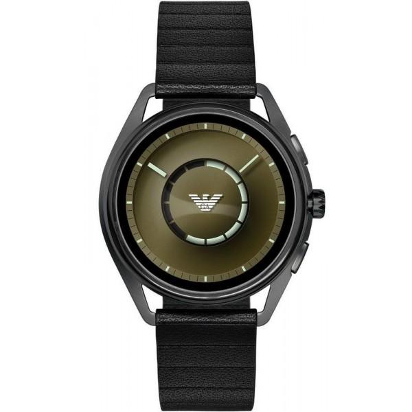 Acheter Montre Homme Emporio Armani Connected Matteo ART5009 Smartwatch