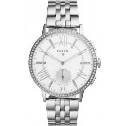 Acheter Montre Fossil Q Femme Gazer FTW1105 Hybrid Smartwatch