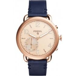 Acheter Montre Fossil Q Femme Tailor FTW1128 Hybrid Smartwatch
