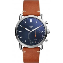 Acheter Montre Fossil Q Homme Commuter FTW1151 Hybrid Smartwatch