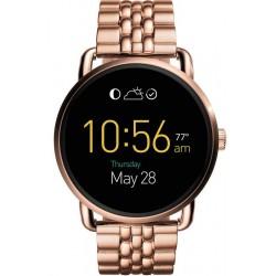 Acheter Montre Fossil Q Femme Wander FTW2112 Smartwatch