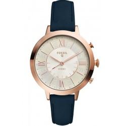 Acheter Montre Fossil Q Femme Jacqueline FTW5014 Hybrid Smartwatch