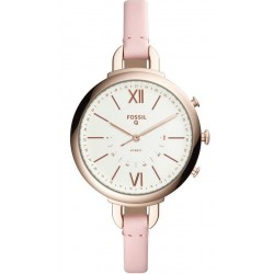 Acheter Montre Fossil Q Femme Annette FTW5023 Hybrid Smartwatch