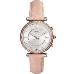 Acheter Montre Fossil Q Femme Carlie FTW5039 Hybrid Smartwatch