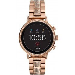 Acheter Montre Fossil Q Femme Venture HR FTW6011 Smartwatch
