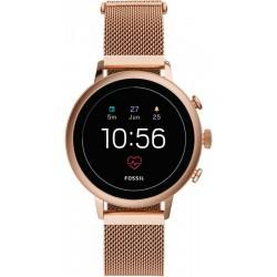 Acheter Montre Femme Fossil Q Venture HR Smartwatch FTW6031