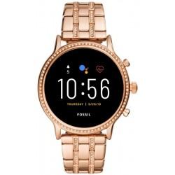 Acheter Montre Femme Fossil Q Julianna HR Smartwatch FTW6035