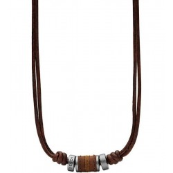 Acheter Collier Homme Fossil Vintage Casual JF00899797