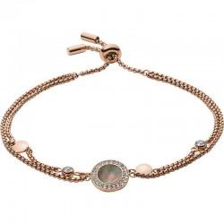 Acheter Bracelet Femme Fossil Classics JF02951791 Nacre
