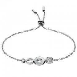 Acheter Bracelet Femme Fossil Classics JF03141040 Nacre