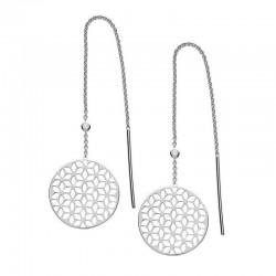 Acheter Boucles d'Oreilles Femme Fossil Sterling Silver JFS00460040