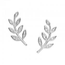 Acheter Boucles d'Oreilles Femme Fossil Sterling Silver JFS00483040