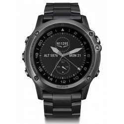 Acheter Montre Homme Garmin D2 Bravo Sapphire 010-01338-35 Aviation GPS Smartwatch