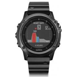Montre Homme Garmin Fēnix 3 HR Sapphire 010-01338-7E GPS Smartwatch Multisport