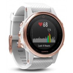 Acheter Montre Femme Garmin Fēnix 5S Sapphire 010-01685-17 GPS Smartwatch Multisport