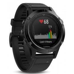 Acheter Montre Homme Garmin Fēnix 5 Sapphire 010-01688-11 GPS Smartwatch Multisport