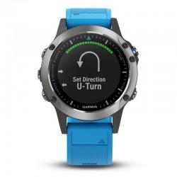 Acheter Montre Homme Garmin Quatix 5 010-01688-40 GPS Marine Smartwatch Multisport