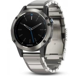 Montre Homme Garmin 010-01688-42 Quatix 5 Sapphire GPS Marine Smartwatch Multisport