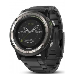 Acheter Montre Homme Garmin D2 Charlie Sapphire 010-01733-33 Aviation GPS Smartwatch