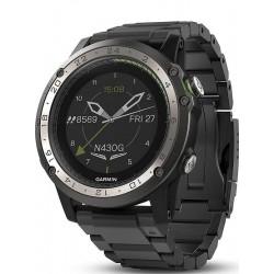 Montre Homme Garmin 010-01733-33 D2 Charlie Sapphire Aviation GPS Smartwatch Multisport
