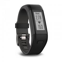 Montre Unisex Garmin Vívosmart HR+ 010-01955-33 Smartwatch Fitness Tracker XL