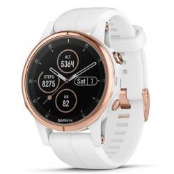 Montre Homme Garmin Fēnix 5S Plus Sapphire 010-01987-07 GPS Smartwatch Multisport