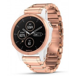Acheter Montre Homme Garmin Fēnix 5S Plus Sapphire 010-01987-11 GPS Smartwatch Multisport