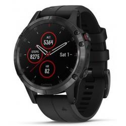 Acheter Montre Homme Garmin Fēnix 5 Plus Sapphire 010-01988-01 GPS Smartwatch Multisport