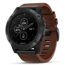 Acheter Montre Homme Garmin Fēnix 5X Plus Sapphire 010-01989-03 GPS Smartwatch Multisport