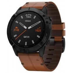 Acheter Montre Homme Garmin Fēnix 6X Sapphire 010-02157-14 GPS Smartwatch Multisport