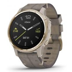 Acheter Montre Unisex Garmin Fēnix 6S Sapphire 010-02159-40 GPS Smartwatch Multisport