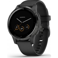 Montre Unisex Garmin Vívoactive 4S 010-02172-12 GPS Smartwatch Multisport