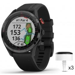 Acheter Montre Homme Garmin Approach S62 010-02200-02 Smartwatch GPS Golf