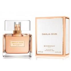 Acheter Parfum pour Femme Givenchy Dahlia Divin Eau de Toilette EDT 75 ml