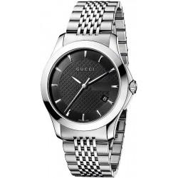 Acheter Montre Unisex Gucci G-Timeless Medium YA126402 Quartz