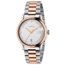 Montre Unisex Gucci G-Timeless Medium YA126473 Quartz