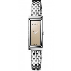 Acheter Montre Femme Gucci G-Frame Rectangular Small YA127501 Quartz