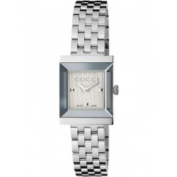 Acheter Montre Femme Gucci G-Frame Square Medium YA128402 Quartz