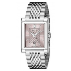 Acheter Montre Femme Gucci G-Timeless Rectangular Small YA138502 Quartz
