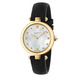 Acheter Montre Femme Gucci Diamantissima Medium YA141404 Nacre Quartz