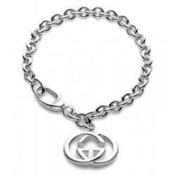 Acheter Bracelet Femme Gucci Silver Britt YBA190501001019