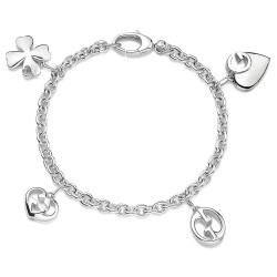 Bracelet Femme Gucci Lucky Charms 1973 YBA287202001017